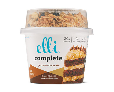 Elli Complete Whole Milk Quark with Superfoods View 1