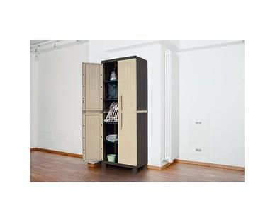 WORKZONE 4-Shelf Tall Cabinet View 3