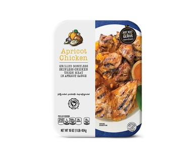 Park Street Deli Grilled Chicken Thighs in Mango or Apricot Sauce View 2