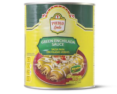Pueblo Lindo Green Enchilada Sauce