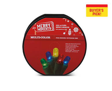 Merry Moments LED Spool Lights View 3