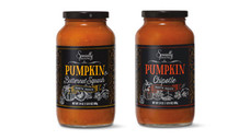 Specially Selected Pumpkin and Butternut Squash or Pumpkin Chipotle Pasta Sauce. View Details.