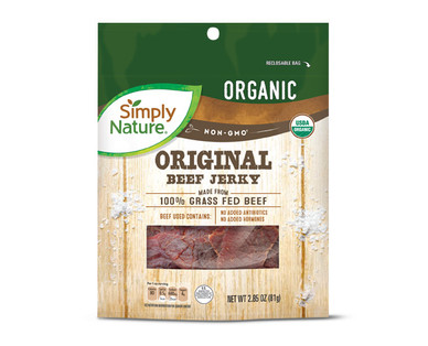 Simply Nature Original Beef Jerky