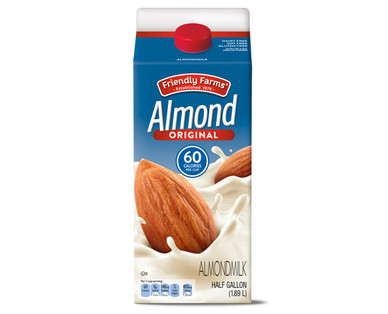 Friendly Farms Sweetened Original Almondmilk