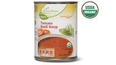Simply Nature Organic Tomato Basil Soup. View Details.