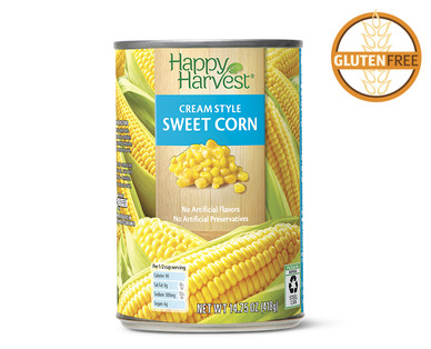 Happy Harvest Cream Style Corn