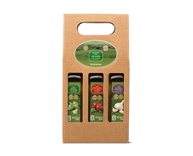 Priano Infused Extra Virgin Olive Oil Gift Set View 1