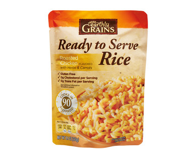 Earthly Grains Ready to Serve Roasted Chicken Rice