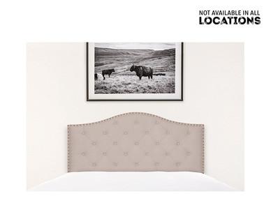 Sohl Furniture Upholstered Headboard Aldi Us