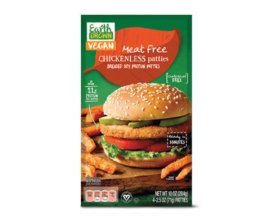 Earth Grown Chickenless Patties