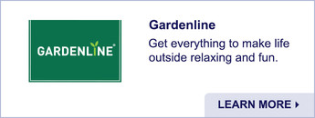 Gardenline. Everything to make life outside relaxing and fun. Learn more.