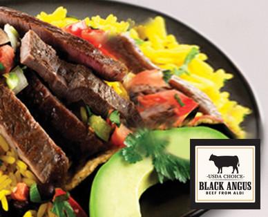 Black AngusThin Sliced Sirloin Tip Steak