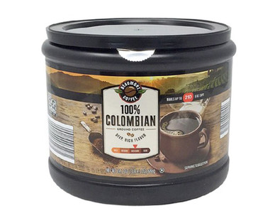 Beaumont 100% Colombian Ground Coffee