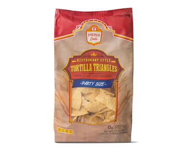 Pueblo LindoParty Size Tortilla Triangles