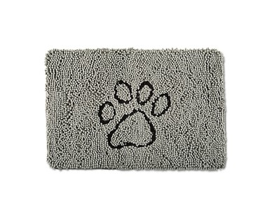 Heart to Tail Clean Paws Mat View 3