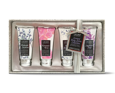 Lacura Body Lotion 4-Pack