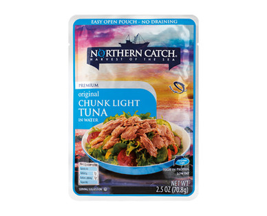 Northern Catch Original Pouch Tuna