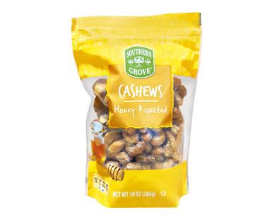 Southern Grove Honey Roasted Cashews