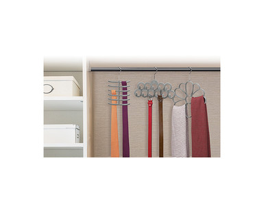 Easy Home 3-Pack Accessory Hangers View 2