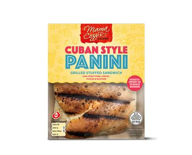Mama Cozzi's Cuban Style or Three Meat Panini View 1