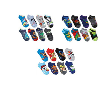 Children's Licensed 8 Pack Socks View 3