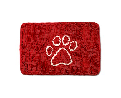 Heart to Tail Clean Paws Mat View 1