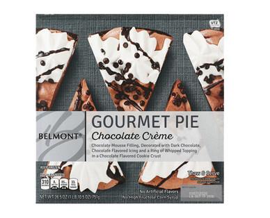 Belmont Chocolate Cream Pie