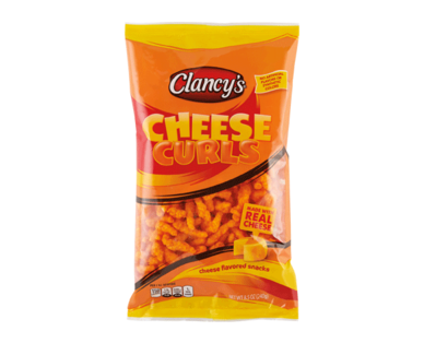 Clancy's Cheese Curls