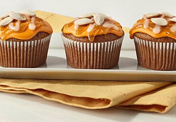 Extreme Pumpkin Cupcakes