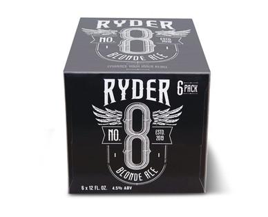 Ryder No. 8 Blonde Ale