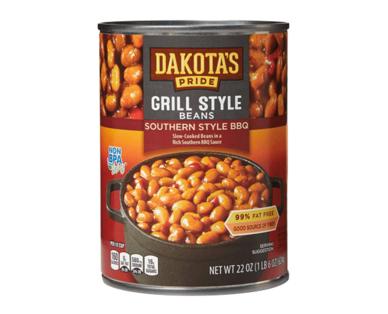 Dakota's Pride Southern BBQ Grill Style Beans