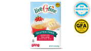 liveGfree Gluten Free Yellow Baking Mix
