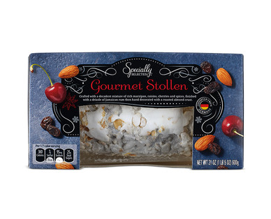 Specially Selected Gourmet Stollen View 1