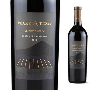 Peaks & Tides Cabernet Sauvignon