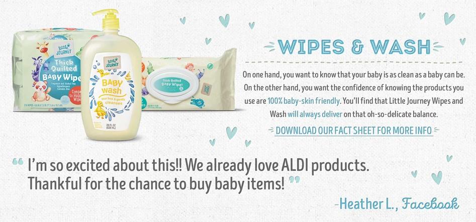 Wipes & Wash