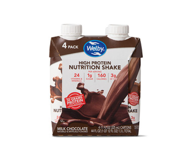 Welby Protein Shake (Active)