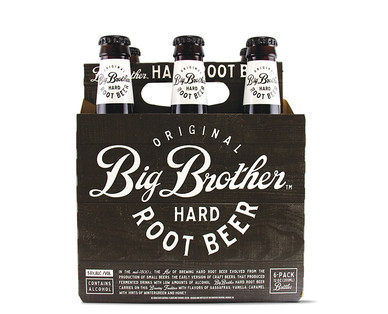 Big Brother Hard Root Beer
