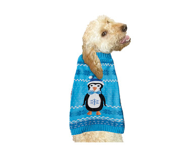 Heart to Tail Holiday Pet Sweater View 1