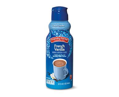 Friendly Farms French Vanilla Creamer