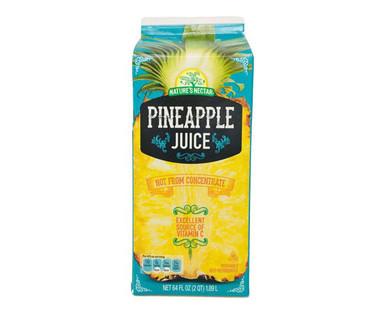 Nature's Nectar Pineapple Juice