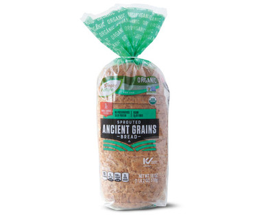 Simply Nature Ancient Grains Unseeded Bread
