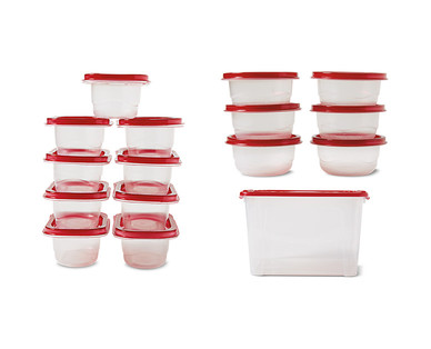 Crofton 50-Piece Assorted Food Storage View 2