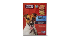 Heart to Tail Small Variety Dog Biscuits