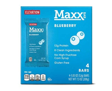 Elevation Maxx Bar - Blueberry
