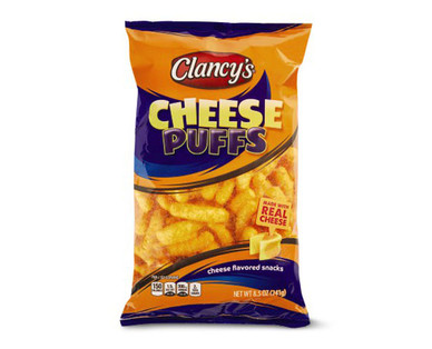 Clancy's Cheese Puffs