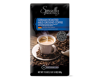 Specially Selected Premium Mild Roasted Ground Coffee