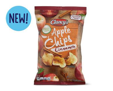 NEW! Clancy's Cinnamon Apple Chips