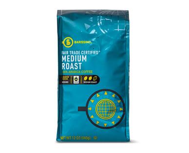 Barissimo Fair Trade Medium Roast Ground Coffee