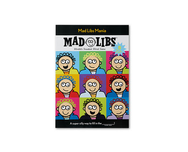 Penguin Large Mad Libs View 4