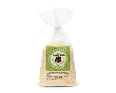 Sartori Shredded Parmesan & Asiago Bags View 2